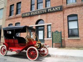 Detroit: Ford Piquette Avenue Werkseintritt & Führung
