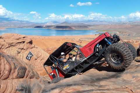 Moab: Private 3-Hour Extreme Buggy Ride