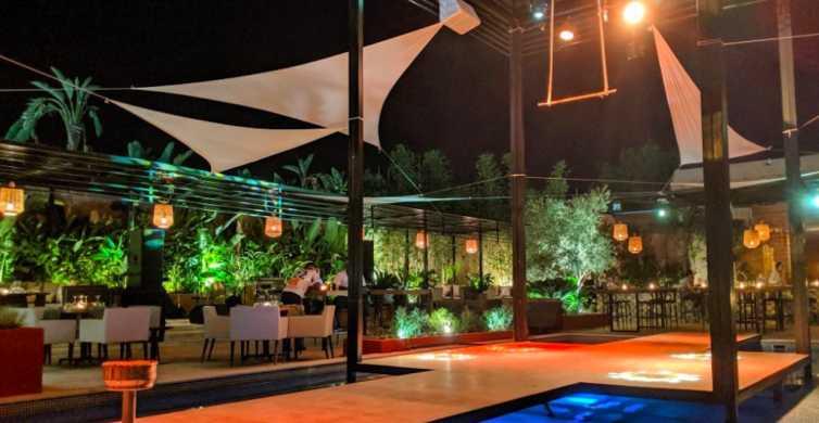Marrakech: Dinner and Show at Nouba Restaurant