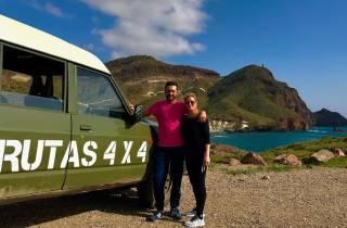 Almería: 4x4 Tour durch den Naturpark Cabo de Gata-Nijar