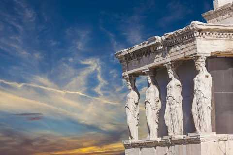Athens: Combo Ticket Pass for Museums & Hop-On Hop-Off Bus