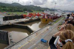 Cidade do Panamá: Cruzeiro de Ferry pelo Canal do Panamá