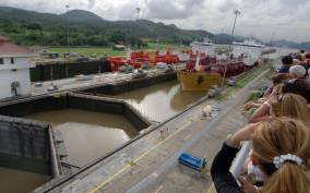 Panamá City: Panama Canal Ferry Cruise