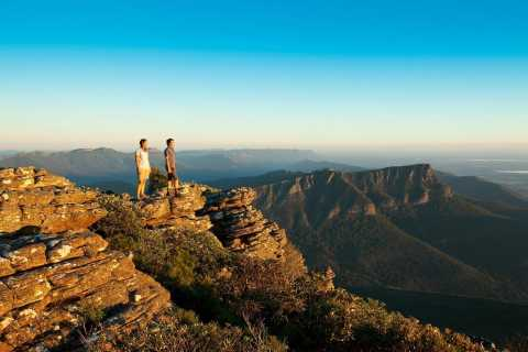 Von Melbourne: Great Ocean Road & Grampians 2-tägige Tour