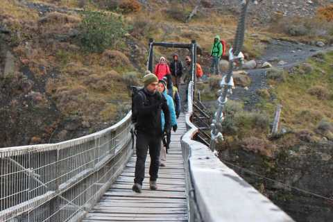 Puerto Natales: Base of the Towers Trekking Experience