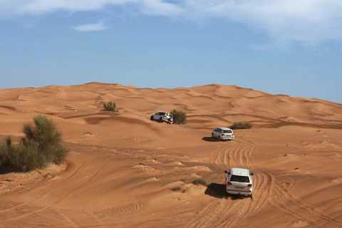 Agadir: Sahara Desert Day Trip With Lunch
