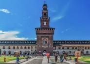 Mailand: Castello Sforzesco & Michelangelos Pietà Rondanini