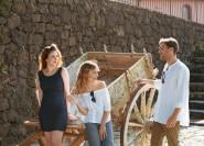 Kombi-Angebot: Taormina Food Tour, Godfather & Etna Wine Tour