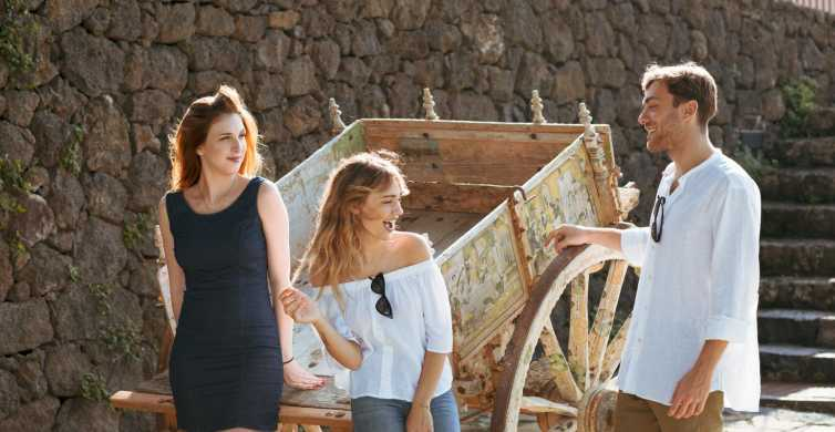 Combo Offer: Taormina Food Tour, Godfather & Etna Wine Tour