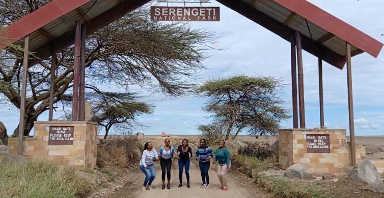 Arusha: Serengeti and Ngorongoro Multi-Day Camping Safari