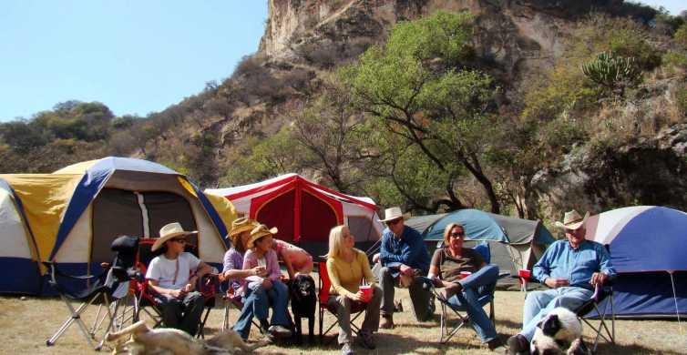 San Miguel de Allende: Overnight Horseback Riding Excursion