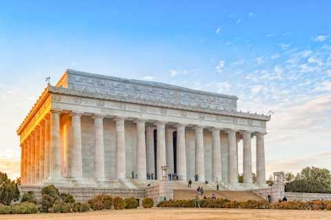 Washington DC: Full-Day Tour with Washington Monument Entry