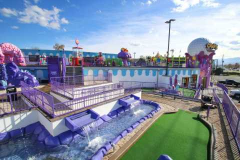 Pigeon Forge: Crave Golf Club Mini-Golf Experience