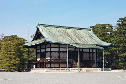 Kyoto: Imperial Palace and Nijo Castle Guided Walking Tour
