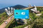 Vietnam: 4G SIMCard with Delivery to Hanoi and Ho Chi Min