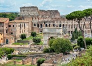 Rom: Kolosseum-, Palatin- und Forum-Romanum-Tour