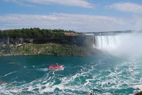 Niagara Falls, Canada: Private Sightseeing Tour