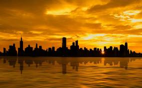 Chicago: 1.5-Hour Romantic Sunset Cruise