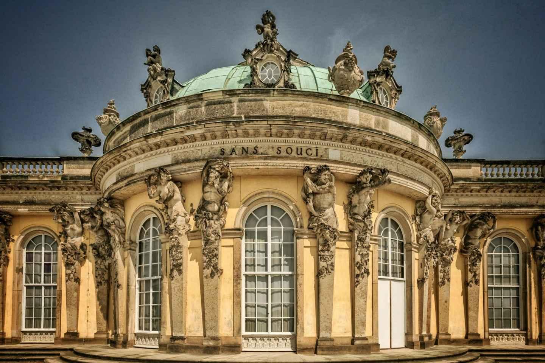 Ab Berlin: Schönheit von Potsdam - Tagestour