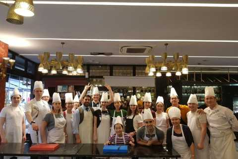 Istanbul: Turkish Cooking Class
