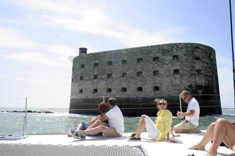 De La Rochelle: Cruzeiro de Vela para Fort Boyard