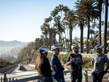 LA: Santa Monica & Venice Beach Bike Abenteuer