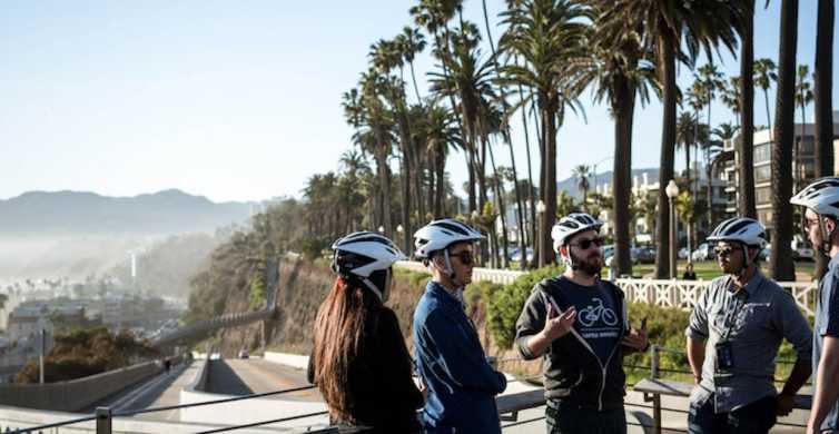 LA: Santa Mónica y Venice Beach Bike Adventure
