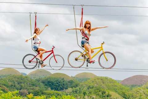 Bohol: Tarsier Sanctuary, River Cruise and Chocolate Hills