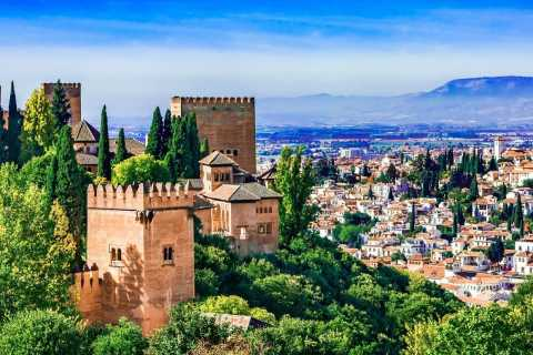 Granada: tour grupo reducido Alhambra, Generalife y Albaicín