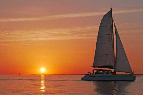 La Rochelle: cruzeiro de 2 horas ao pôr do sol