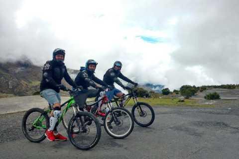 De Cusco: Orçamento Inca Jungle Trek com retorno de carro