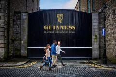 Ingresso p/ Guinness Storehouse