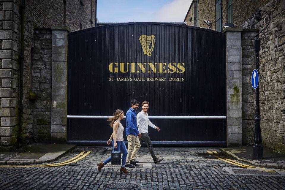 Guinness Storehouse: Bilet wstępu bez kolejki i piwo Guinness w cenie