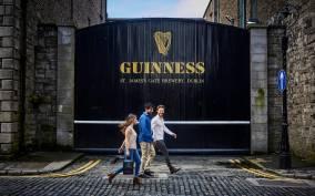 Guinness Storehouse: Entrance Ticket
