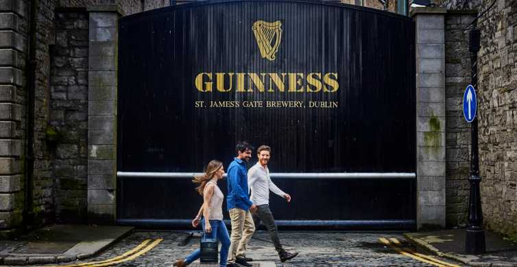 Guinness Storehouse: ticket de entrada