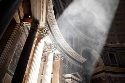 Rome: Donation to Charity Projects of the Pantheon