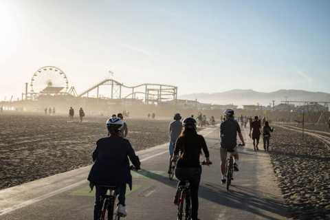 Santa Monica: Full Day Bike Rental