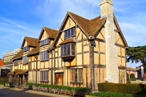 From Oxford: Stratford-upon-Avon and the Cotswolds Tour