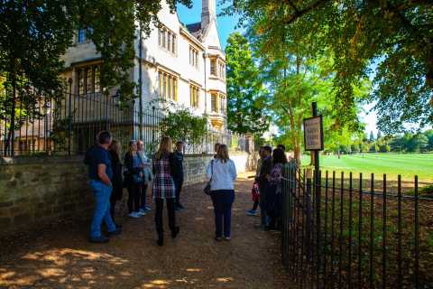 Oxford: 3-Hour Private Tour with Student Guide