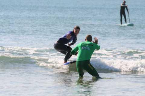 Matoshinos: 1-2-1 1.5-Hour Surf Class