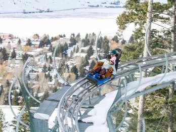 Jackson: Snow King Mountain Winterpass