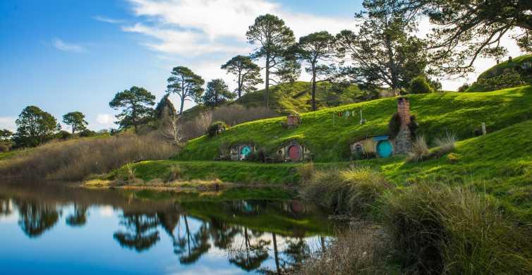 Hobbiton-filmset: dagtour met kleine groepen vanuit Auckland