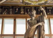Florenz: Virtuelle Online-Tour der Uffizien-Galerie