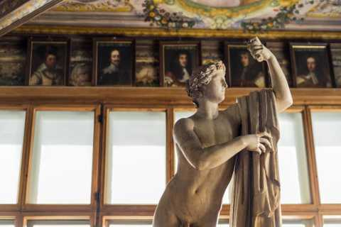 Firenze: Uffizi Gallery Online Virtuel Tour