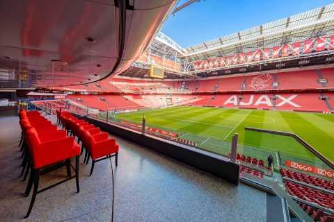 Amsterdam: VIP Tour of Johan Cruijff ArenA
