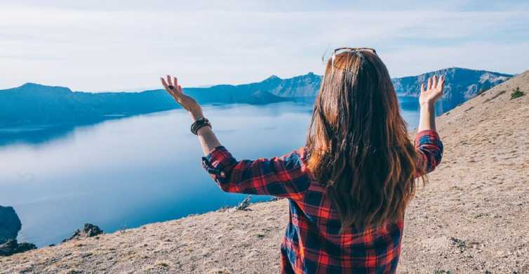 Portland: 3-Day Tour to Crater Lake with Wine Tasting