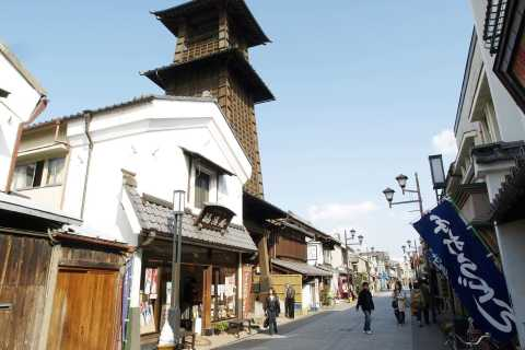 Von Tokio: Privater historischer Tagesausflug nach Kawagoe