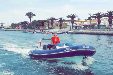 Lagos: privémotorboottocht naar Ponta da Piedade en meer