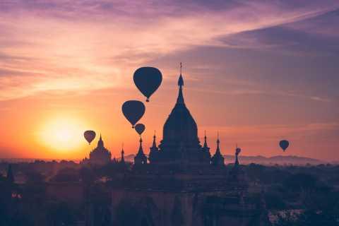 Bagan: Private ganztägige Instagram Highlights Tour