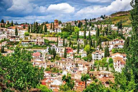 Granada: tour a pie por el Albaicín y el Sacromonte
